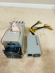 Bitmain Antminer L3 504MH s with APW3 Power Supply USA seller LTCDoge Coin $1699.00