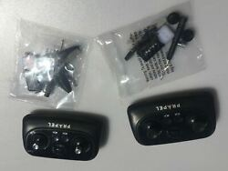 Propel Drone Two 2 Remote Controllers Parts $20.02