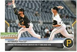 2021 Topps Now Pittsburgh Pirates #284 $12.99