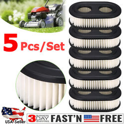 5x Lawn Mower Air Filter For Briggs and Stratton 593260 4247 5432 5432K 798452 $10.99