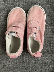 Vans Off the Wall Girl Shoes Pink Size 10 $13.95