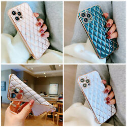 Shockproof Case for iPhone 13 12 Pro MAX 11 XR Soft Silicone Cute Cover Girls $7.91