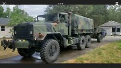 5 Ton Military Truck with Winch $23000.00