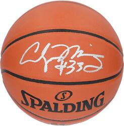 Alonzo Mourning Miami Heat Autographed Spalding Indoor Outdoor Basketball $159.99
