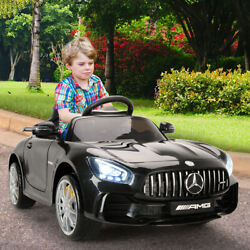 Kids Ride On Car Electric Battery Powered Licensed Mercedes Benz Remote Control $120.99