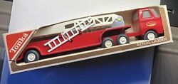 Tonka Fire Aerial Ladder #675 New in Box 1970s $49.95