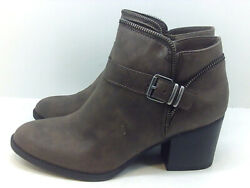 American Rag Womens Boots in Brown Color Size 9 LWM $21.11