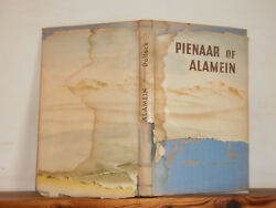 Pienaar of Alamein by A M Pollock HB in Dw 1943 re South African General GBP 12.00