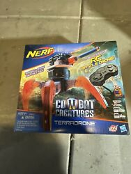 New Nerf Combat Creature Terradrone with Remote RC Battle Drone $190.00