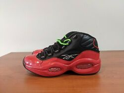 Reebok Question Mid Sneakers Iverson Men#x27;s Basketball Shoes G57551 Multi Size $100.00
