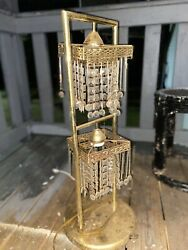 vintage table lamps $100.00