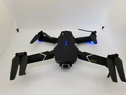 Eachine E520S 4K Wide Angle Foldable Drone GPS FOLLOW ME WIFI FOR PARTS ONLY $55.00
