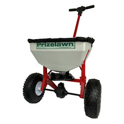 Earthway LFII PrizeLawn 50 Lb Capacity Seed amp; Fertilizer Spreader Used $151.95