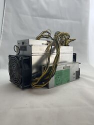 ANTMINER L3 LTC With PSU LTC amp; DOGE Coin Mining Ships From USA $1599.00