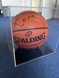 2012 Kobe Bryant Autographed Spalding Basketball Auto Los Angeles Lakers MINT $388.88