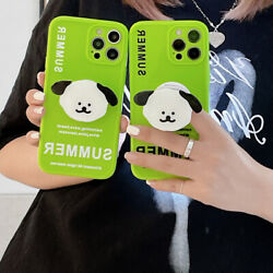 Korean Summer For Apple iPhone 7Plus XR X 11 12 Pro Max Pop It Phone Case Stand $9.99