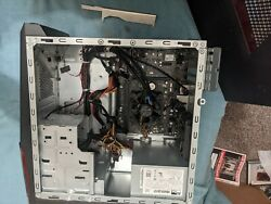 Asus Gaming Pc. For parts only includes two working monitors $225.00
