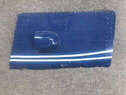 ENSTROM 280C HELICOPTER FUSELAGE PANEL WITH AIR SCOOP $75.00