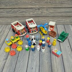 🌟Lot 33 Vintage Little People and Accessories $39.99