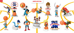 2021 McDONALD#x27;S Warner Bros Space Jam New Legacy Lebron HAPPY MEAL TOYS Or Set $2.99