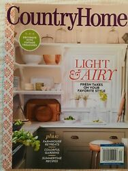 Country Home Light amp; Airy Magazine $8.75