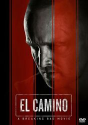 El Camino: A Breaking Bad Movie DVD Brand New and Sealed Free Shipping $13.99