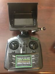 Mini Orion LCD Live View Camera Glow in the Dark Contróller Only $38.99