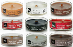 WoodWick Petite Candle RETIRED Scents Wooden Wick 5 Free Shipping $3.39
