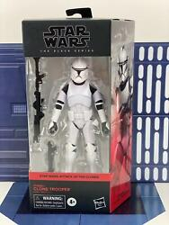 Star Wars Black Series 6quot; Attack of The Clones AOTC Phase 1 Clone Trooper #02 $29.88