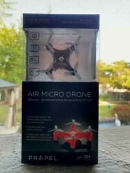 Propel Air Micro Drone 6 Axis Gryo Mini Indoor Outdoor RC 3 Speed Quadrocopter $19.99