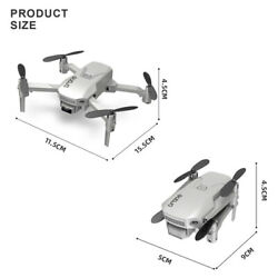 H1 4K Camera RC Drone Foldable Quadcopter with Function Trajectory Flight SU $37.05