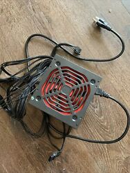 Apevia Raptor 500w Power Supply Supports Dual Quad Core 500w $32.00