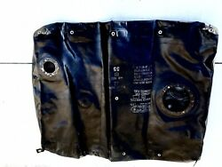HILLER UH 12E HELICOPTER FUSELAGE FUEL BLADDER WITH SERVICEABLE TAG $275.00