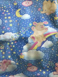 Jelly Bean Junction Twinkle Twinkle little Star Cotton Fabric Juvenile Baby NEW $9.99