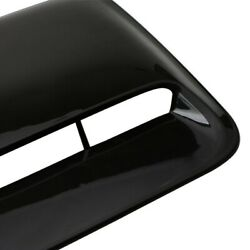 Universal Hood Scoop Cover Decorative Parts Replacement Accessories Useful $31.16