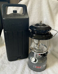 Coleman Dual Fuel 285 700T Lantern Unfired With Case $89.99
