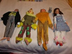 Vintage Wizard of Oz Dolls from 1970 $25.00