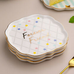 quot;Forever Friendquot; Small Dishes Side Dish Saucer Vinegar Soy Seasoning Home Plates $14.17