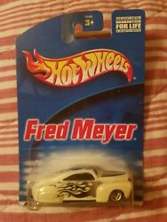 Hot Wheels 2000 Fred Meyer Special Edition car White Tail Dragger $3.49