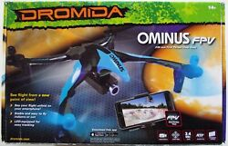 Dromida Ominus FPV 238mm Quadcopter For Parts 2014 $25.00