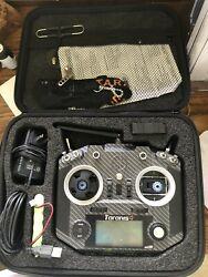 FrSky Taranis Q X7 S 2.4GHz Radio Transmitter Slightly Used RC Helicopter Drones $165.00