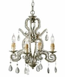 Ethan Allen Country French Chandelier Kendall Entry Light Dining Chandelier $325.00