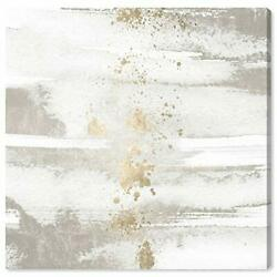 The Oliver Gal Artist Co. Abstract Wall Art Canvas Prints #x27;Sun and Rain#x27; Home... $155.74