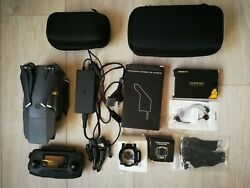 DJI Mavic Pro Quadcopter with Remote Controller and accessories $800.00