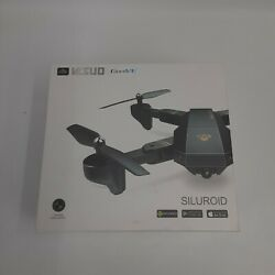 Visuo Siluroid Drone XS809H W VGA Quadcopter With Camera UNTESTED $20.85