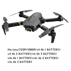 NEW Foldable V4 RC Drone HD Wide Angle Camera WiFi FPV Quadcopter Kids Toys $39.66