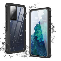 For Samsung Galaxy S20 FE 5G Case Waterproof Shockproof Underwater Full Cover $15.99
