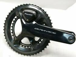 Pioneer power meter SHIMANO dura ace fc r9100 52 36t 175mm crank Free shipping $750.00