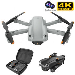 K99MAX Obstacle Avoidance Drone 4K HD Dual Camera Drone WIFI FPV RC Quadcopter $56.99