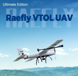 Raefly VTOL UAV Drone 150KM Coverage For Inspection Mapping Ultimate Edition $14329.00